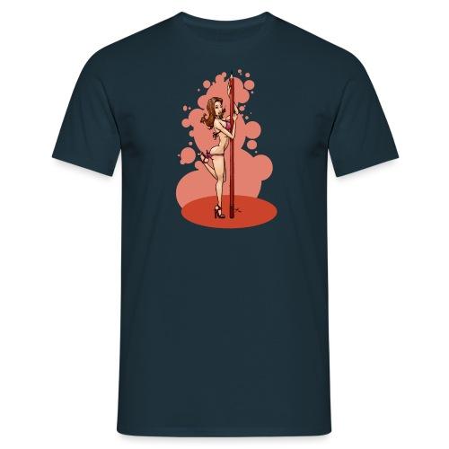 Sexy Pencil - Männer T-Shirt