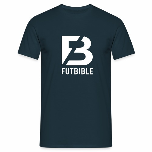 FUTBIBLE LOGO - T-skjorte for menn