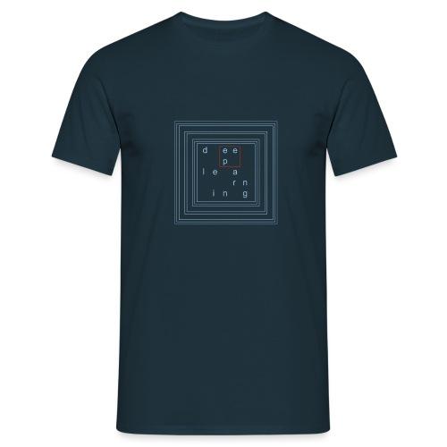 deep learning - Männer T-Shirt