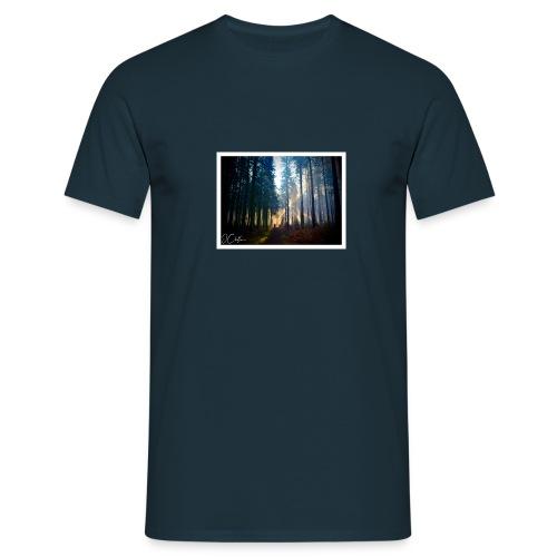 Enlightenment - Men's T-Shirt