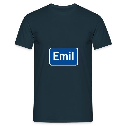 emil - T-skjorte for menn