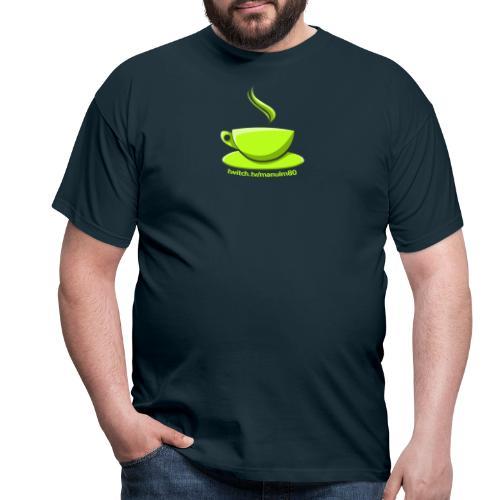 Manuccino - Männer T-Shirt