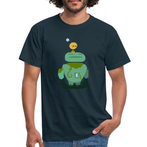Forgotten Spirits karakterer - T-skjorte for menn