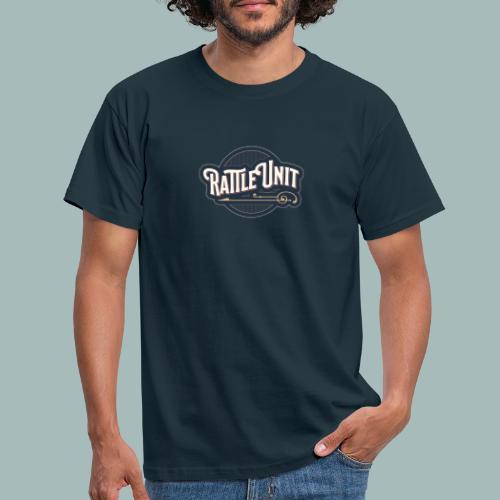 Rattle Unit - Mannen T-shirt