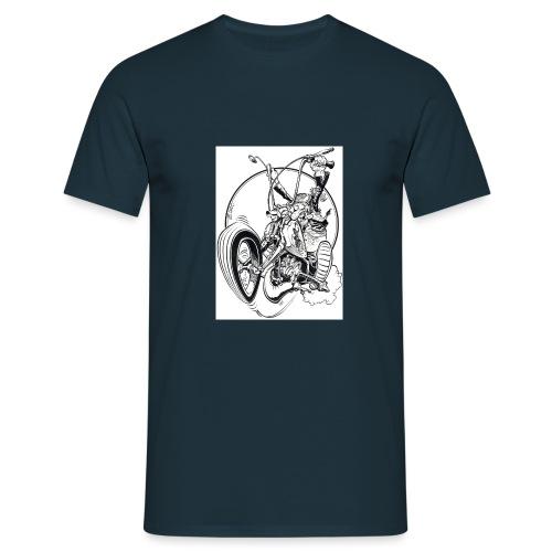 Wild - T-shirt Homme