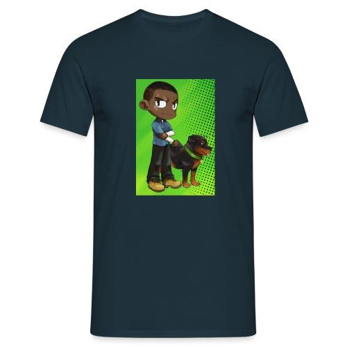 Gtav. 4 - T-shirt Homme