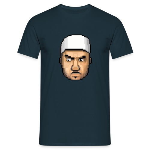 buck-solopixel-24cm-camis - Camiseta hombre