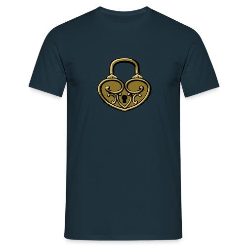Unlock Me 3D - Men's T-Shirt
