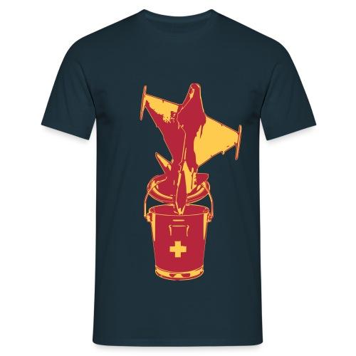 just say no - Männer T-Shirt