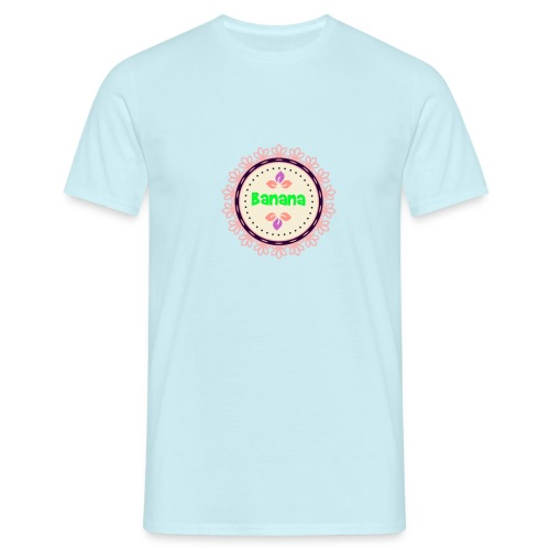 Banaaaaaaanaaa - Miesten t-paita