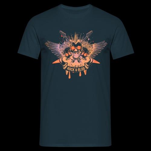Frontal Cami Rock 2 - Camiseta hombre