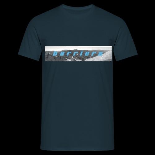 barriers - Männer T-Shirt