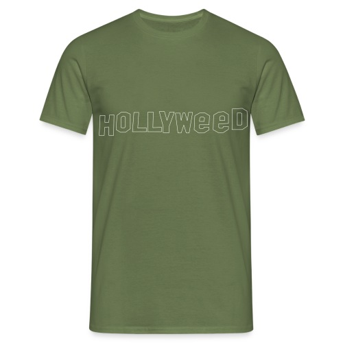 Hollyweed shirt - T-shirt Homme