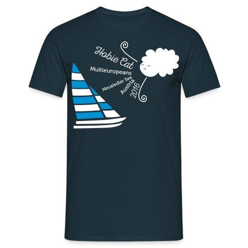 Hobie Shirt Wolke Neu - Männer T-Shirt