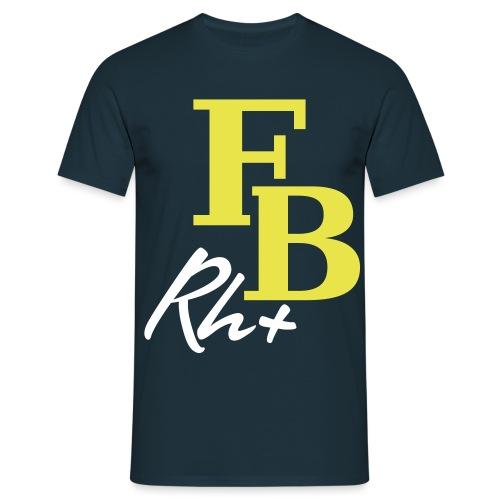 Rh+ - Männer T-Shirt