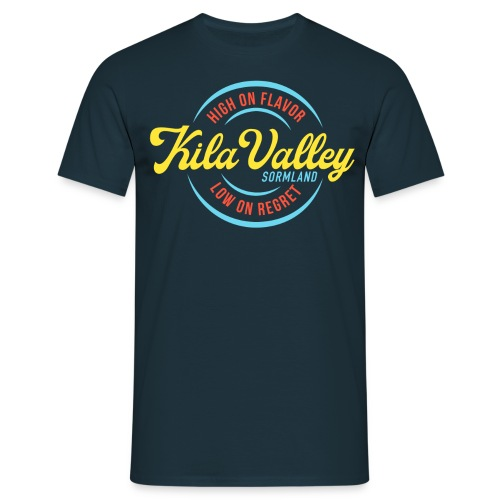 KILA HIGH FLAVOUR - T-shirt herr