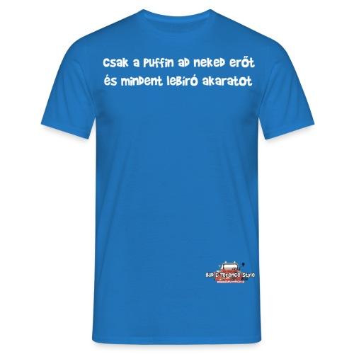 Puffin hu - Men's T-Shirt