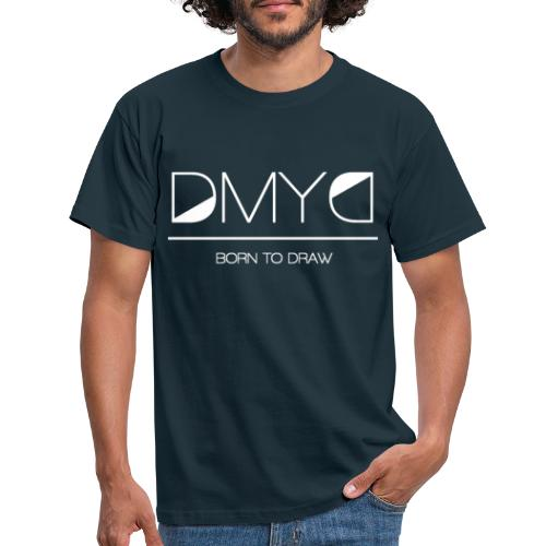 DMYD - LOGO - T-shirt Homme