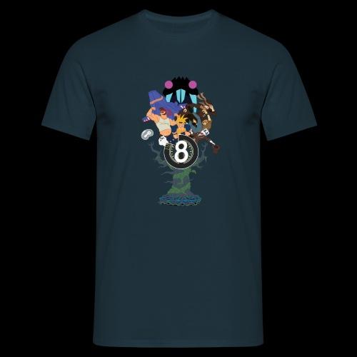 UD8 - t-shirt saisonnier - T-shirt Homme