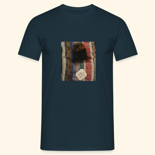 Freue dich deines Atems. - Männer T-Shirt