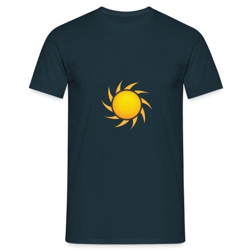 Flowjob Sun - Men's T-Shirt