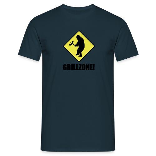 grillzone - Männer T-Shirt