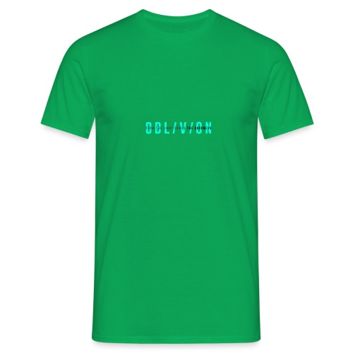 OBL/V/ON white - Maglietta da uomo