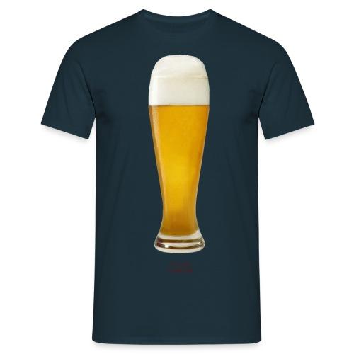 weizen druck 02 - Männer T-Shirt