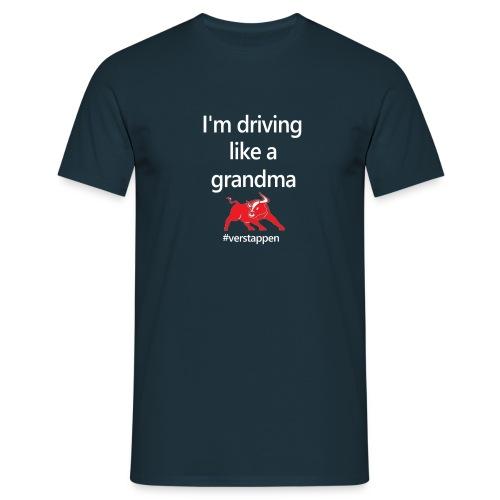 Grandma - Mannen T-shirt