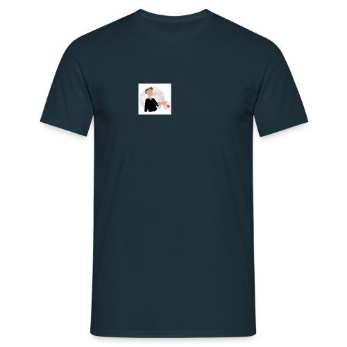 infographic_int_shirtlobb - Mannen T-shirt