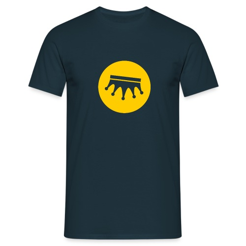 Corona Invertida - Camiseta hombre