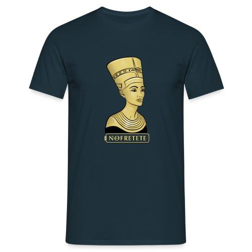 Nofretete I Königin von Ägypten - Männer T-Shirt