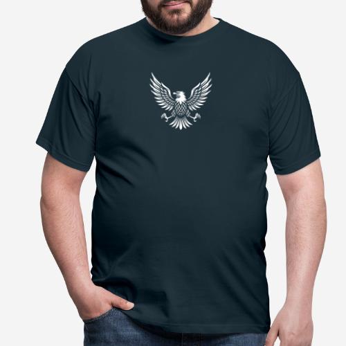 eagle usa american - Männer T-Shirt