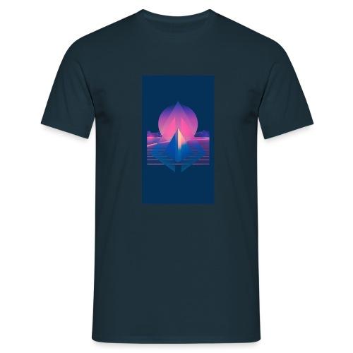 Vaporwave11 - T-shirt Homme