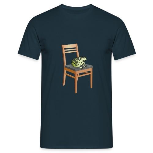 Paddenstoel - Mannen T-shirt
