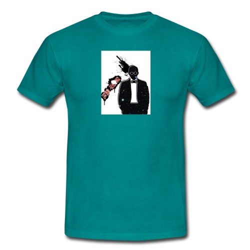 NerdNation Man - Maglietta da uomo