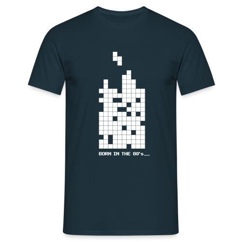 shirt tetris - Men's T-Shirt