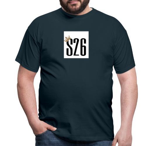 S26shop.de - Männer T-Shirt