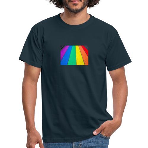Lgbtq Street - Männer T-Shirt