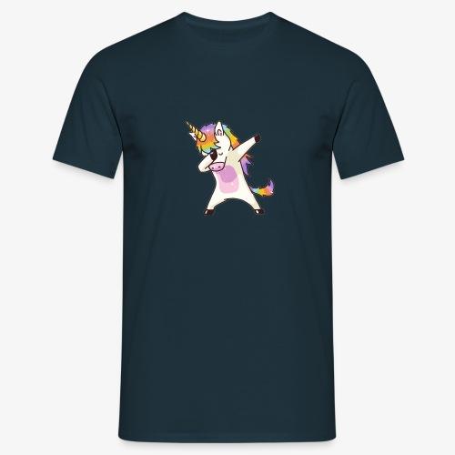 unicorn - Miesten t-paita