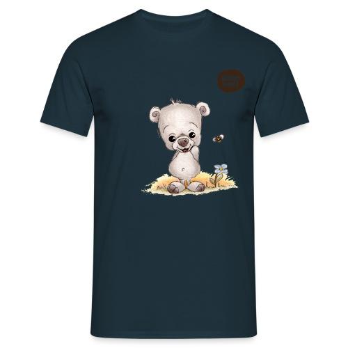 Noah der kleine Bär - Männer T-Shirt