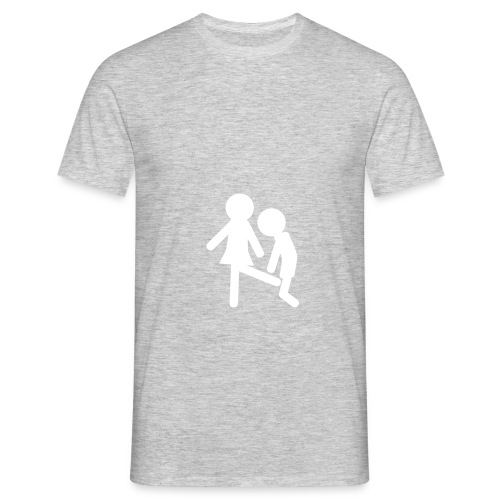 Penalty kick - Herre-T-shirt