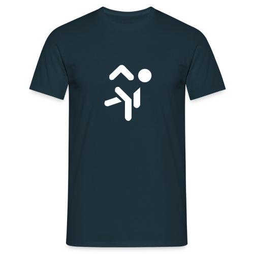 jumpstyle pop - Mannen T-shirt