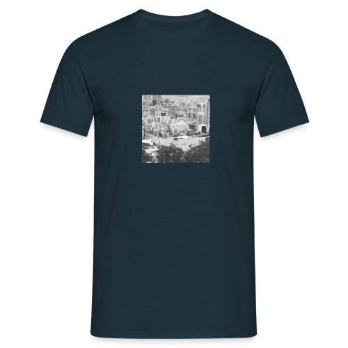 Nature and Urban - Men's T-Shirt