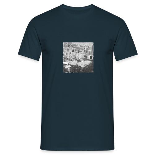 Nature and Urban - Men's T-Shirt