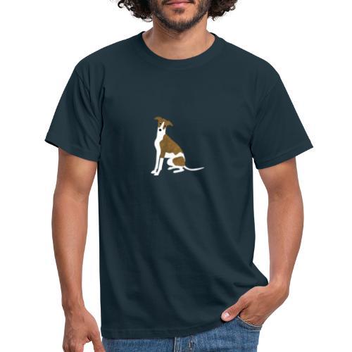 Whippet - Männer T-Shirt