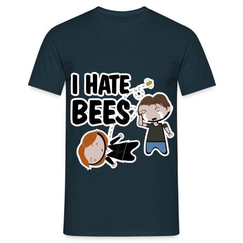 x files i hate bees - Camiseta hombre