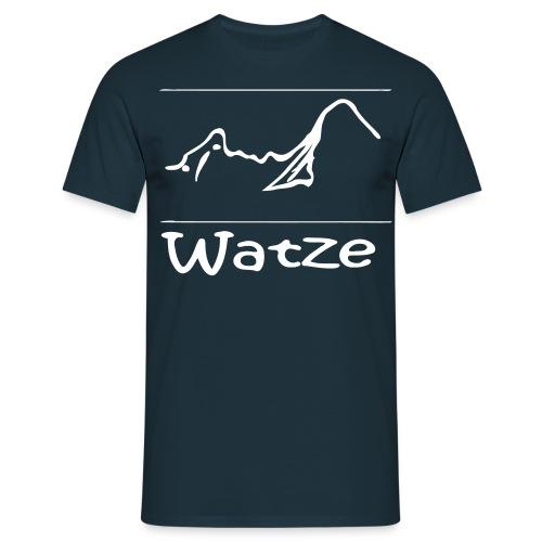 Watze - Männer T-Shirt