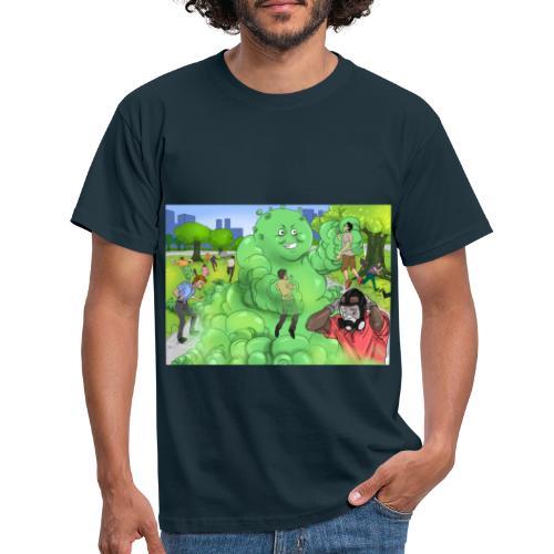 COVID-19 - Männer T-Shirt