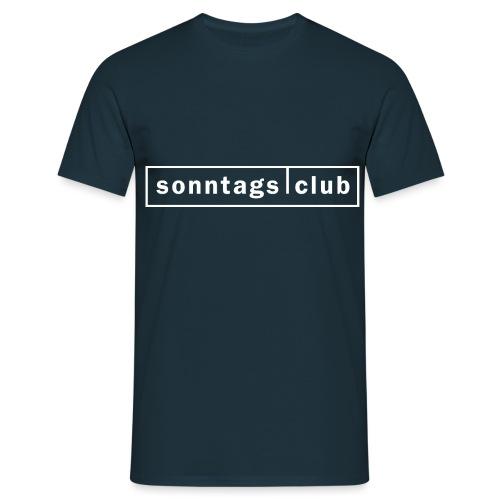 sc-logo_transparent - Männer T-Shirt